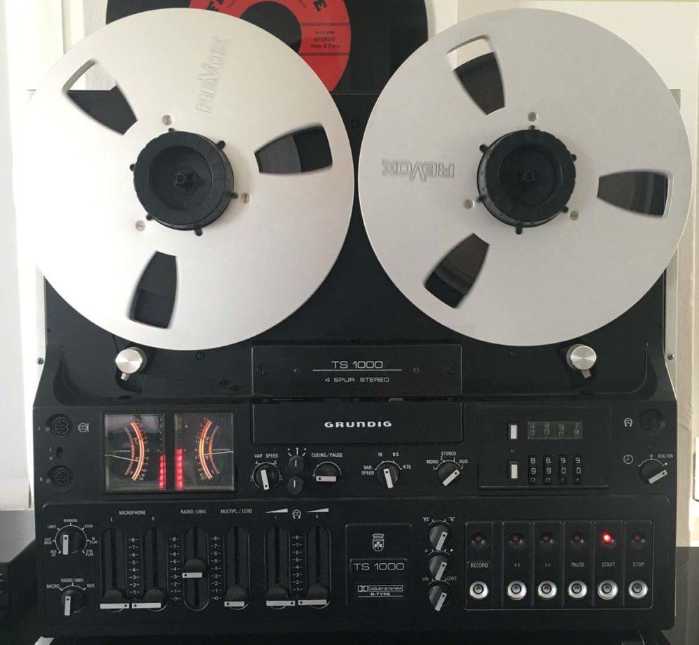 Meine Grundig TS1000